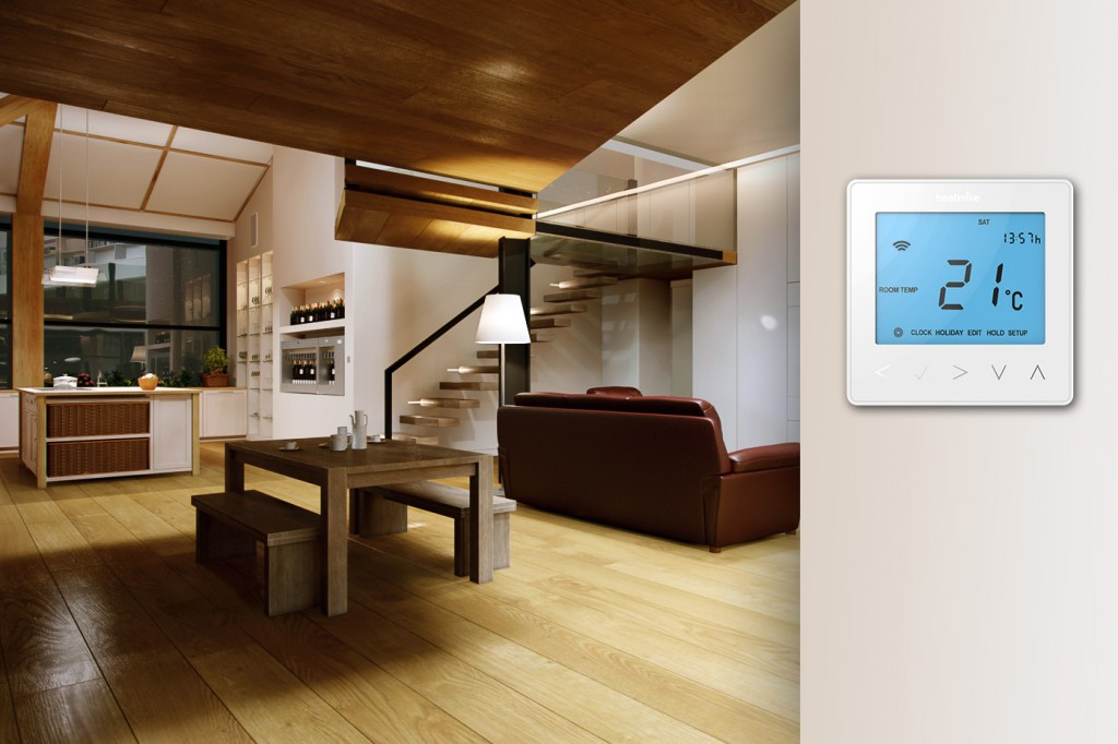 Thermostat SmartStat WiFi, HEATMISER