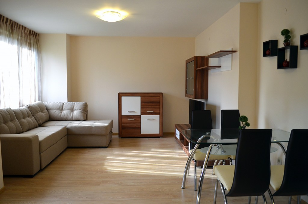 апартамент с инфрачервено подово отопление